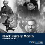 Black History Month Activities for K-12