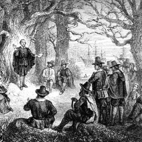 a discussion on the puritans But anglicans perceived puritans as a heretical threat and persecuted them the puritans sought refuge first in the netherlands and then in america they still believed that.