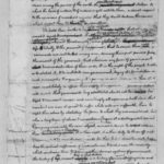 Draft of the Declaration of Independence.