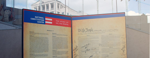 Preamble Poster for Constitution Day