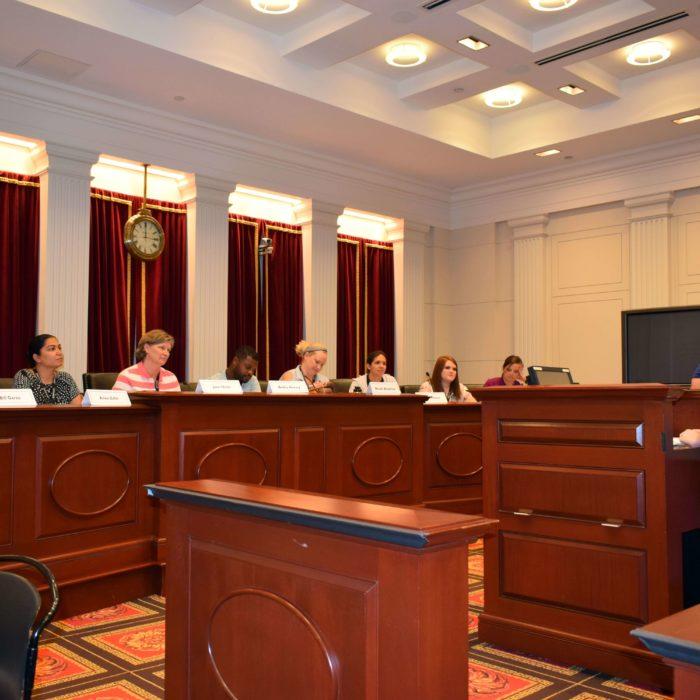Street Law Supreme Court Summer Institute